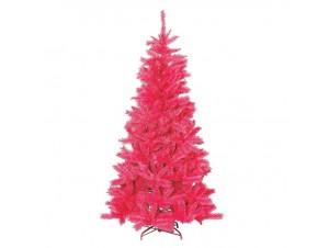 Ροζ Χριστουγεννιάτικο Δέντρο Pink Tree 2,10 μ
