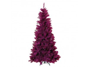Μωβ Χριστουγεννιάτικο Δέντρο Purple Tree 90 εκατ.