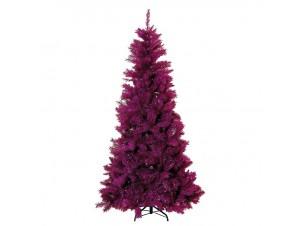 Μωβ Χριστουγεννιάτικο Δέντρο Purple Tree 1,20 μ