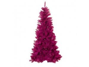 Μωβ Χριστουγεννιάτικο Δέντρο Purple Tree 2,40 μ