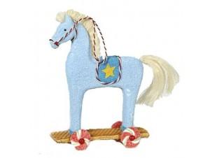 Διακοσμητικό Ζαχαρωτό αλογάκι 14247