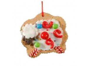 Χριστουγεννιάτικο ζαχαρωτο στολίδι