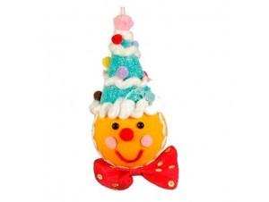Χριστουγεννιάτικο ζαχαρωτό στολίδι
