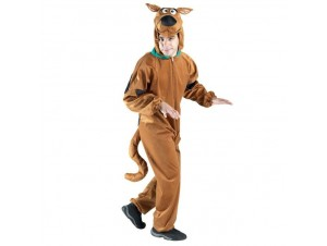 Αποκριάτικη στολή Σκύλος-Σκούμπι Ντου