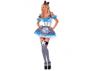Αποκριάτικη στολή Sexy Αλίκη