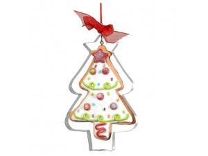 Χριστουγεννιάτικο στολίδι ζαχαρωτό δέντρο