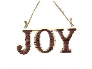 Χριστουγεννιάτικο ξύλινο στολίδι -πινακίδα