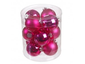 Set Χριστουγεννιάτικες Μπάλες 14320