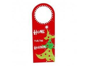 Χριστουγεννιάτικο στολίδι πινακίδα
