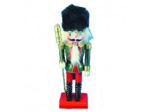 Χριστουγεννιάτικος διακοσμητικός Στρατιώτης Καρυοθραύστης