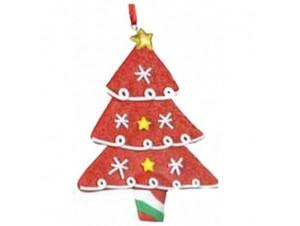 Χριστουγεννιάτικο διακοσμητικό στολίδι δεντράκι