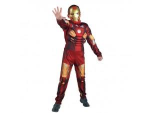 Αποκριάτικη στολή Iron Boy