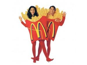 Αποκριάτικη στολή Fast Food