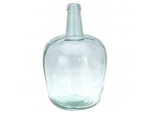 Γυάλινο διακοσμητικό μπουκάλι