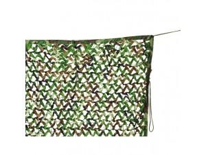 Σκίαστρο δίχτυ παραλλαγής πράσινο 2 x 3 m