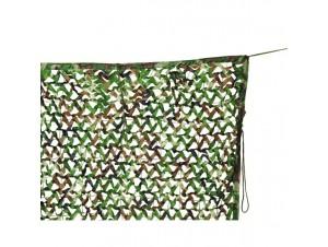 Σκίαστρο δίχτυ παραλλαγής πράσινο 8 x 10 m