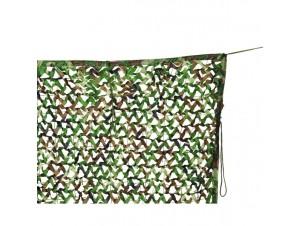 Σκίαστρο δίχτυ παραλλαγής πράσινο 3 x 4 m