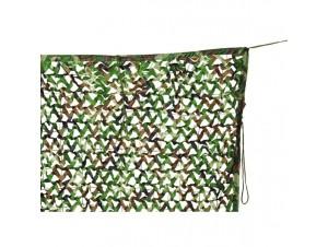 Σκίαστρο δίχτυ παραλλαγής πράσινο 4 x 6 m