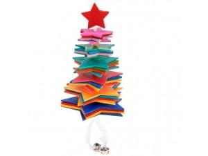 Χριστουγεννιάτικο κρεμαστό διακοσμητικό 30 εκ.