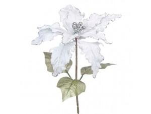 Χριστουγεννιάτικο Λουλούδι διακόσμησης 75 εκ