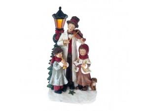 Χριστουγεννιάτικο διακοσμητικό φωτιζόμενο με led