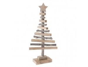 Χριστουγεννιάτικο Δέντρο ξύλινο