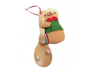 Χριστουγεννιάτικο στολίδι Μάγειρας Gingerbread