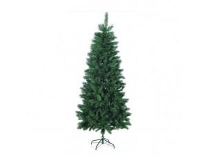 Στενό Χριστουγεννιάτικο δέντρο Slim PVC 2,40