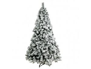 Χριστουγεννιάτικο Δέντρο Χιονισμένο ALASKA 1,80