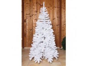 Άσπρο Χριστουγεννιάτικο Δέντρο 1,20m