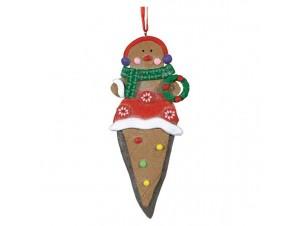 Χριστουγεννιάτικο διακοσμητικό στολίδι