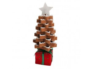 Χριστουγεννιάτικο Δέντρο διακοσμητικό 33εκ.