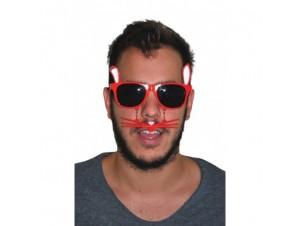 Αποκριάτικο αξεσουάρ Γυαλιά Κουνελάκι, 2 χρώματα
