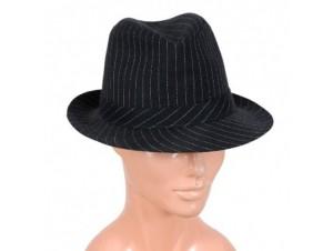 Αποκριάτικο αξεσουάρ Καπέλο Γκανκστερ