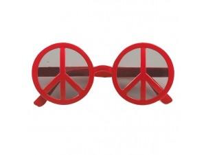 Αποκριάτικα Γυαλιά Peace