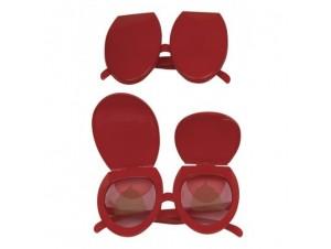 Αποκριάτικο αξεσουάρ Γυαλιά 2 χρώματα