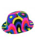 Αποκριάτικο καπέλο Κλόουν, πολύχρωμο
