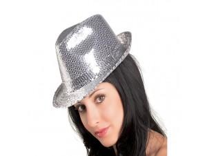 Αποκριάτικο καπέλο Καβουράκι με πούλιες