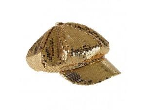 Αποκριάτικο καπέλο Ντίσκο με πούλιες