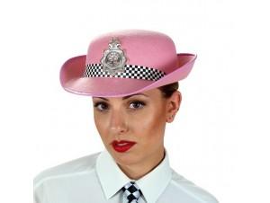 Αποκριάτικο καπέλο Αστυνομικίνας Εγγλέζας
