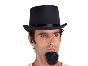 Αποκριάτικο καπέλο ημίψηλο Σατέν