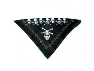 Αποκριάτικο καπέλο -μπαντάνα Πειρατή