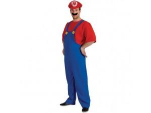 Αποκριάτικη στολή Σούπερ Υδραυλικός