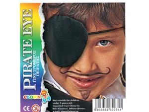 Αποκριάτικο Μάτι Πειρατή