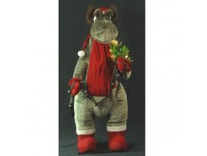 Χριστουγεννιάτικος φουσκωτός Τάρανδος 150 εκ