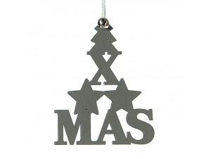 Χριστουγεννιάτικο Στολίδι Ξύλινο