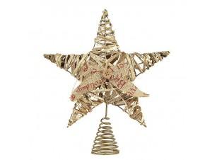Κορυφή χριστουγενιάτικου δέντρου