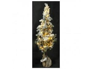 Χριστουγεννιάτικο Διακοσμητικό Δέντρο Φωτιζόμενο 100 εκ