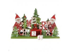 Χριστουγεννιάτικη Διακοσμητική Παράσταση