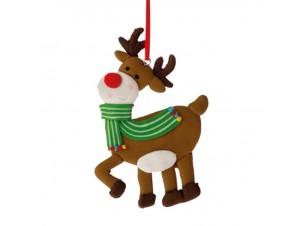 Χριστουγεννιάτικο Κρεμαστό Παιδικό Στολίδι